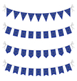european bunting vector image