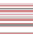 seamless horizontal stripes pattern vector image