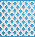 Abstract background paper strips on a blue vector image