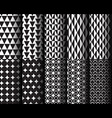Geometric Style Pattern 001 vector image