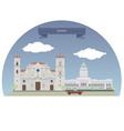 Havana vector image