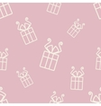 Gift Pattern Five vector image