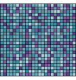 square mosaic vector image vector image