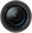 camera lens4 01 vector image