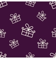Gift Pattern Two vector image