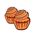 Bakery 21 vector image