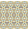 Beige background with seamless pattern vector image