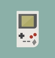Handheld Game Console vector image