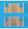 Madrasah vector image