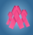 modern breast cancer awareness month vector image