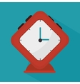 timeclock or watch vector image