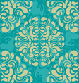 Seamless Oriental Pattern vector image