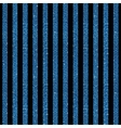 Parallel Vertical lines Blue sequins Stars vector image