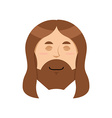 Good Jesus Sweet Christ Spiritualized religious vector image