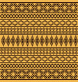 ethnic texture vector image vector image