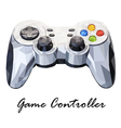 showing Game Controller vector image