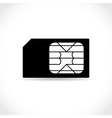 Sim cards vector image vector image