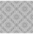 Sophisticated Black and White Lines Pattern vector image