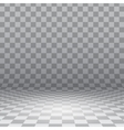 Checkered Surface Background vector image