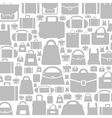 Bag a background vector image