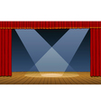 theater vector image