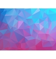 Abstract natural polygonal background Smooth vector image