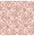 pattern on a pink background vector image