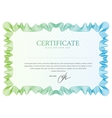 Pattern that is used in certificate vector image