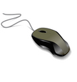 computer mouse vector image vector image