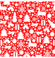 bauble pattern vector image