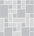 modern square tile wall 06 vector image vector image
