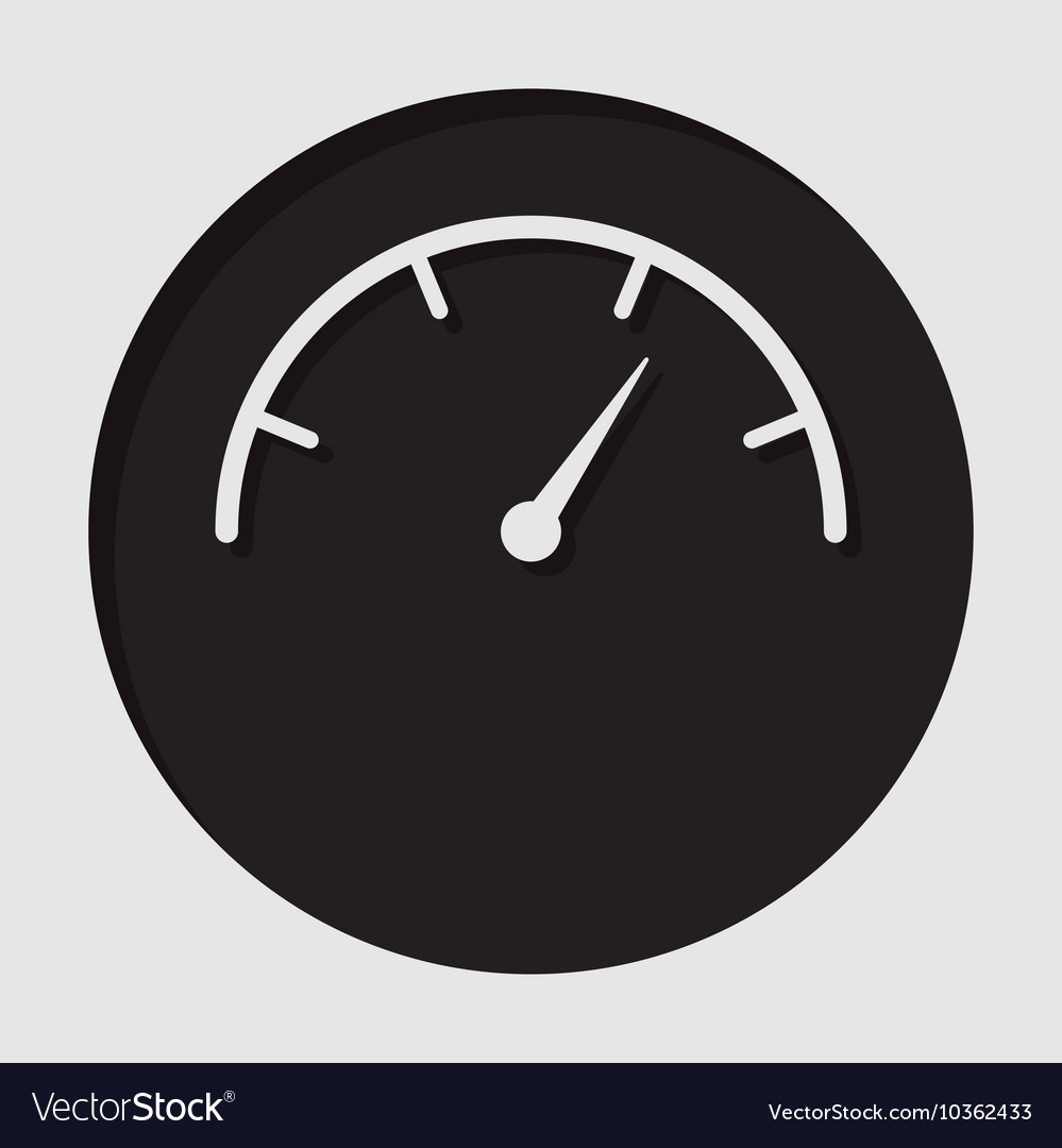 Information icon  dial symbol vector