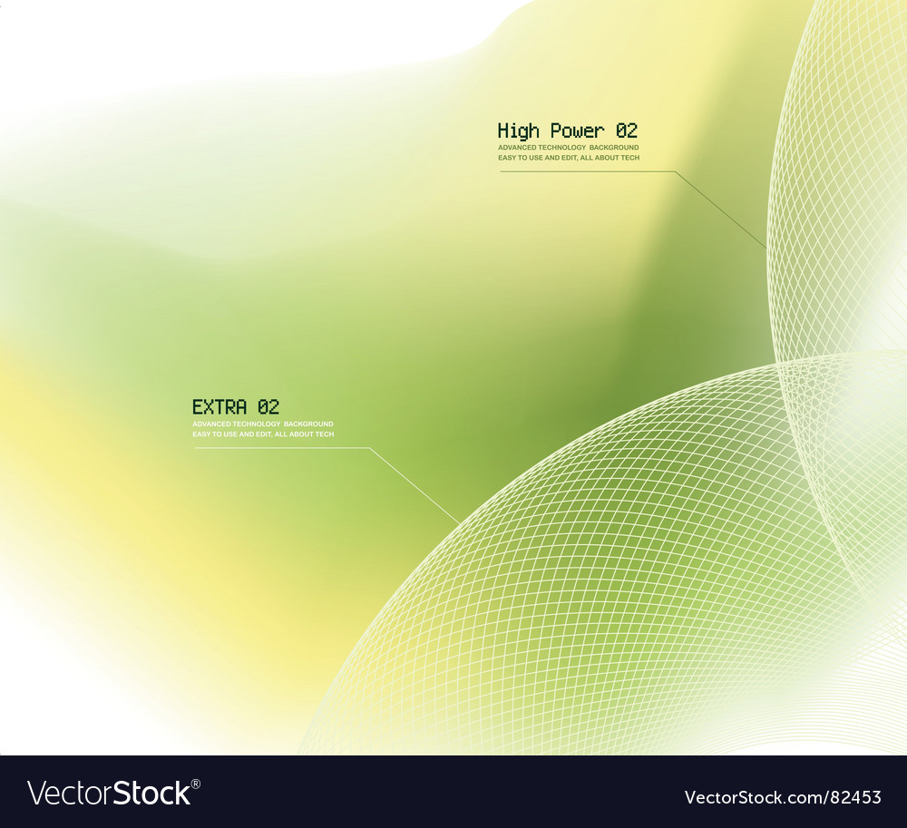Technology background vector