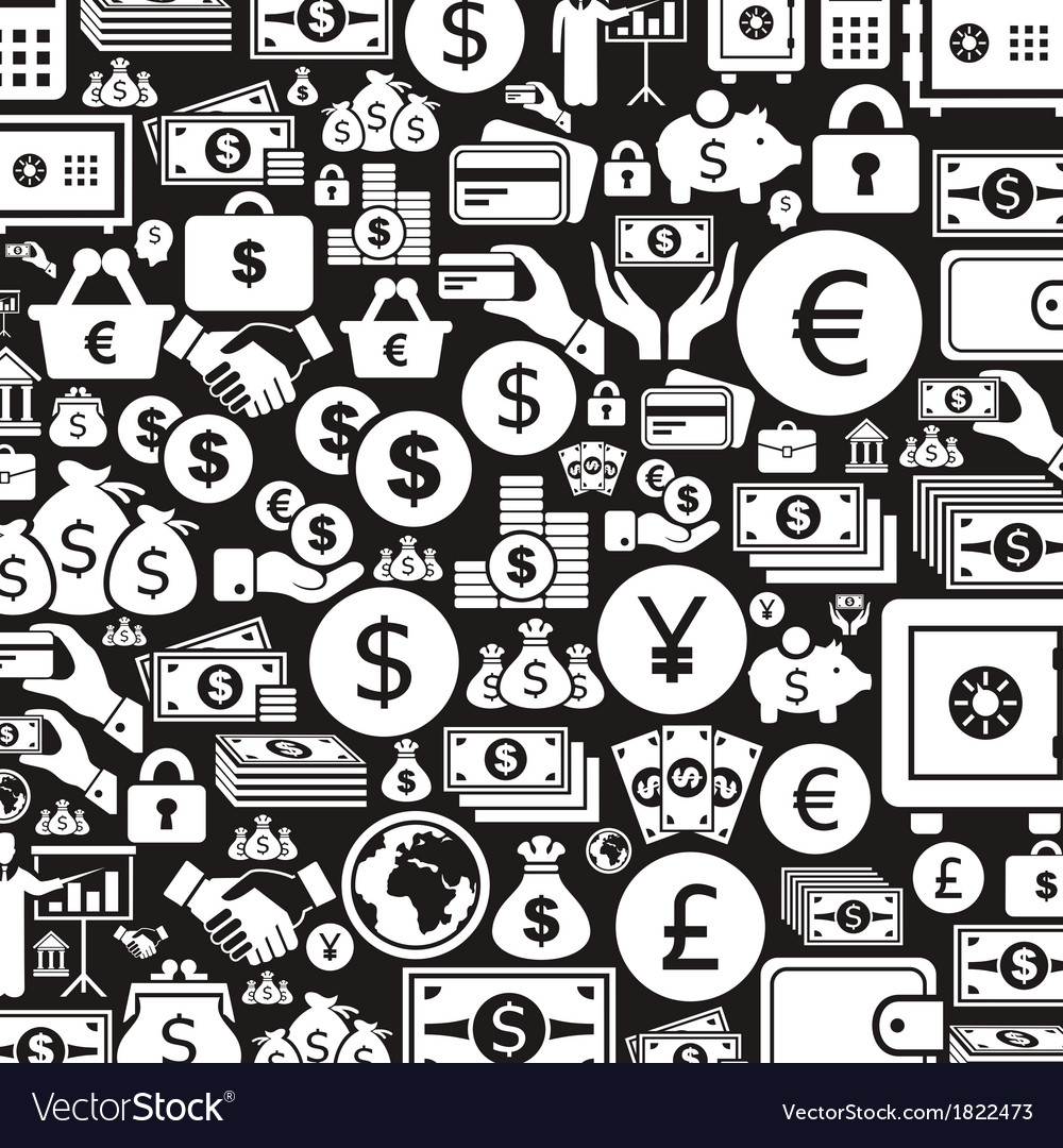 Money a background3 vector