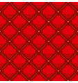 leather upholstery seamless texture vector image