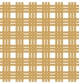 seamless wicker woven texture background vector image