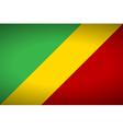 Republic of Congo vector image