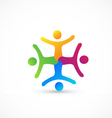 Hopeless people logo vector image vector image
