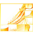 abstract backgrounds vector image vector image