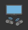 wifi vector image