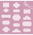 Wedding Frames Vector Image