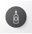 alcohol icon symbol premium quality isolated vector image