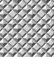 metal cells seamless pattern vector image vector image
