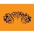 Leopard jaguar vector image