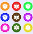 Medicine icon sign Big set of colorful diverse vector image