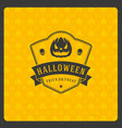 halloween celebration vector image