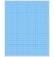 Plotting paper vector image