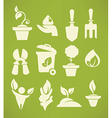 all for your garden vector image
