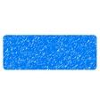 Minus Grainy Texture Icon vector image
