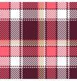 seamless tartan vector image